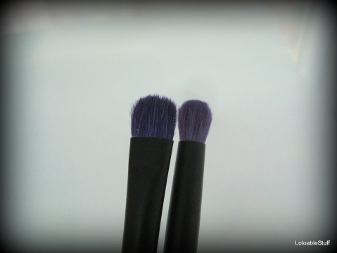 eyeshadow brush blending brush pensula pentru fard de pleoape