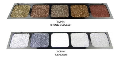 NYX Glitter Cream Palette Beauty Joint