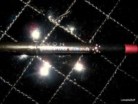 Avon glimmersticks diamonds