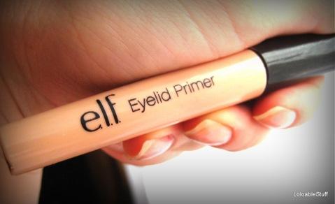 ELF eyes lips face primer eyeshadow baza de machiaj