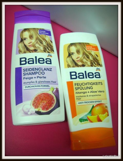Balea sampon balsam shampoo hair balm caise cheap ieftin