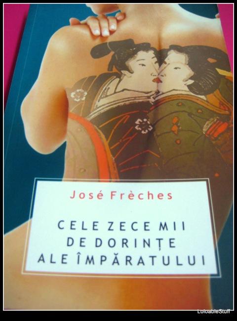 Cele zece mii de dorinte ale imparatului Jose Freches carte review recenzie book