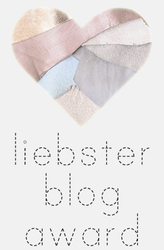 liebster Nordic Bliss Liebster blog award
