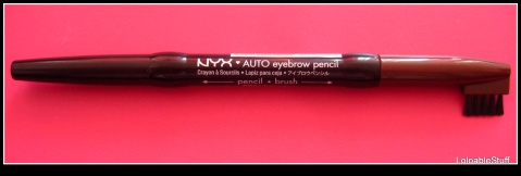 NYX Auto Eyebrow pencil romania creion sprancene mecanic 04