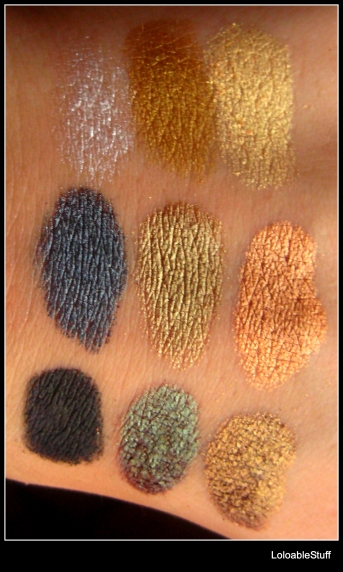 urban decay dupe swatches