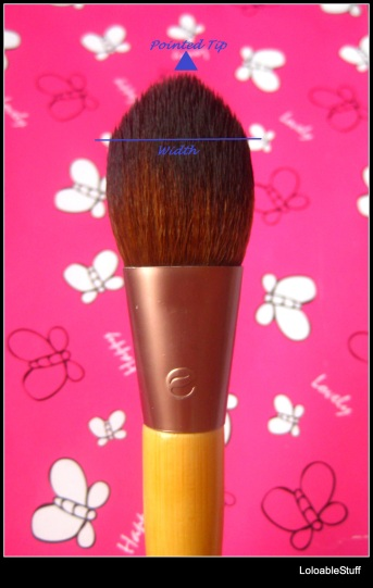 EcoTools Tapered Blush Brush photo pic