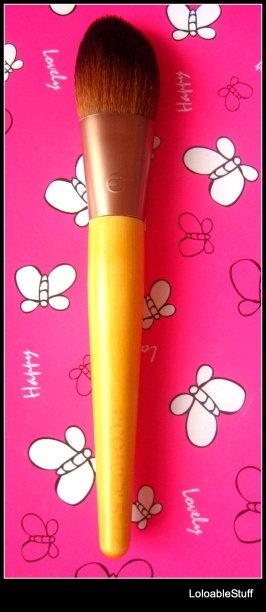 EcoTools Tapered Blush Brush Pensula fard de obraz