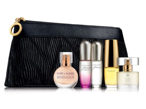 estee lauder Purse collection gift set idea