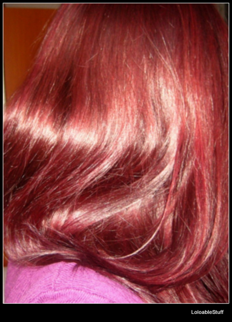 flash photo blitz pink magenta semi permanent hair dye vopsea par