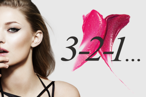 The One by Oriflame header 3 2 1