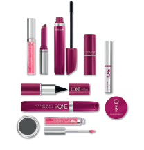 high impact the one by oriflame make-up brand launch collection