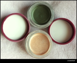 Oriflame TheONE Colour Impact fard crema Beige Pearl Green Olive review pareri LoloableStuff
