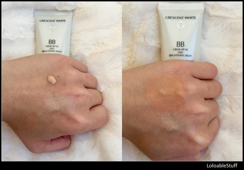 beauty products I regret buying disappointments high end Estee Lauder Crescent White BB Cream SPF 50