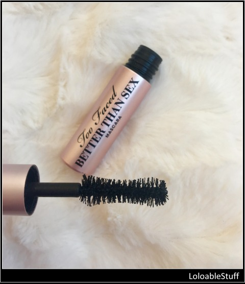 rimel mascara beauty products I regret buying disappointments Too Faced Better than sex high end sephora lashes